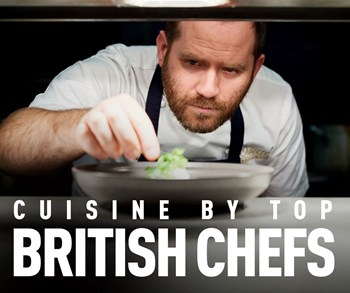 Cuisine by Top British chefs